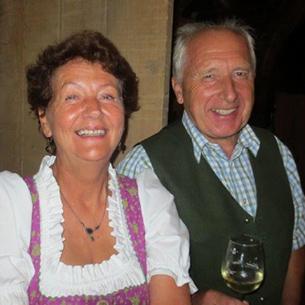 Hedi und Erwin Kainz