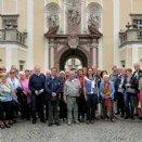 Reiseteilnehmer bei der Kulturfahrt © Freunde d. Stiftes - privat