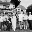 Pfarrgemeinderat bei der Kapellenwanderung © Pfarre Mattsee