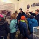 Besuch der Ministranten im Stiftsmuseum © Pfarre Mattsee
