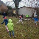 Spaß gehört dazu bei unserer Mini- und Jungscharstunde © Pfarre Mattsee