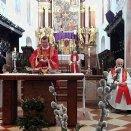 Messe am Palmsonntag © Pfarre Mattsee