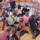 Erstes Treffen der Jungschar und Minis nach dem Zusammenlegen der beiden Gruppen © Pfarre Mattsee