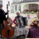 Musikalische Unterhaltung beim Pfarrfest © Pfarre Mattsee