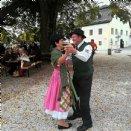 Mattseer beim Tanzbein-schwingen! © Pfarre Mattsee