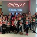 Mattseer Ministranten im Cineplexx - Geschenk Weihnachten 2018 © Pfarre Mattsee