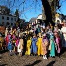 Gruppenfoto nach der Messe am Dreikönigstag © Pfarre Mattsee/Schwaiger