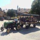 Was so ein kleiner Traktor alles schafft © Löffelberger