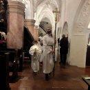 Ministrantenaufnahme - Einzug in Sakristei © Pfarre Mattsee